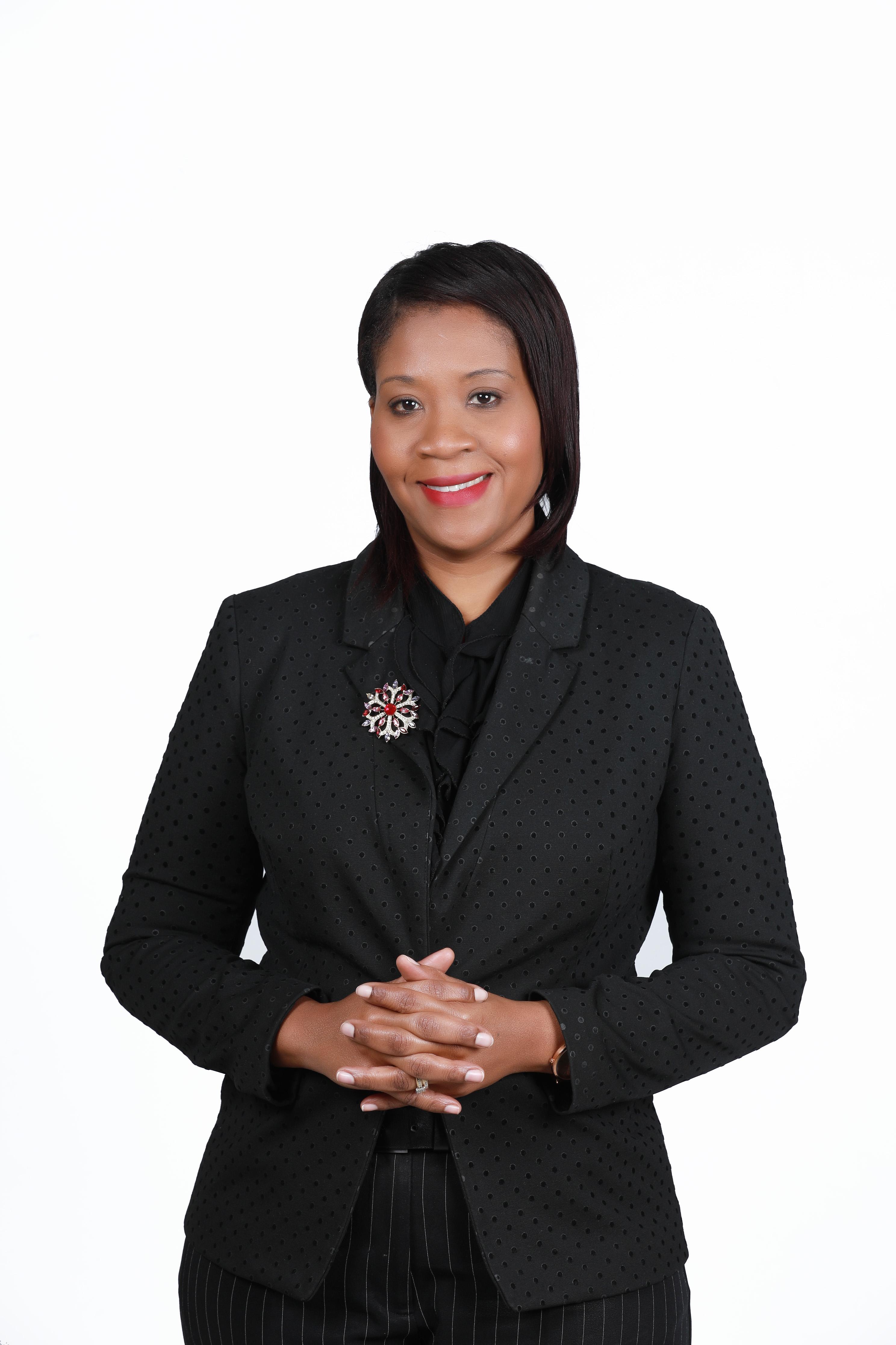 Alicia Aiken Goss, PR Liaison