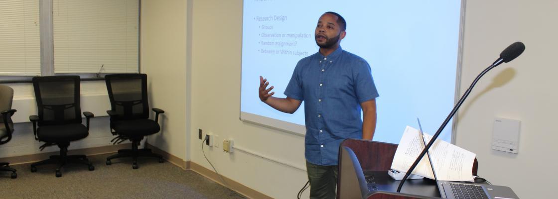 APA Workshop - Dr. Christopher